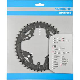 Shimano Alivio FC-M430 Chainring black